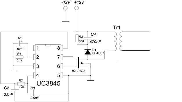 Полевой транзистор может быть